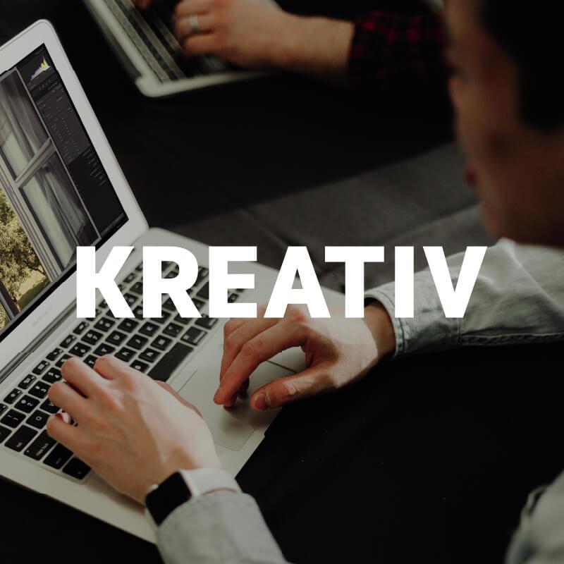 MIDDNIGHT Leistungen Kreativ